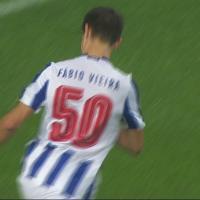 Fábio Vieira estreia-se a marcar na Liga dos campeões pelo FC Porto