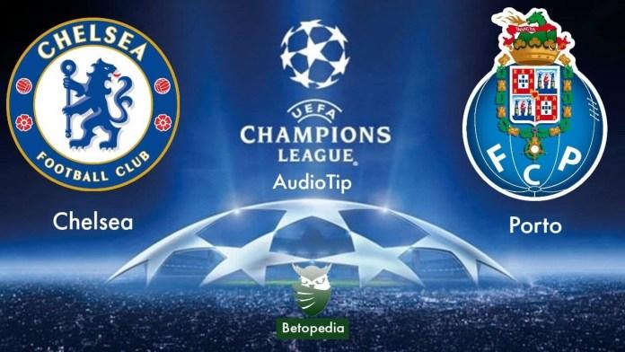 Link para ver o Chelsea – FC Porto em Directo Livestream