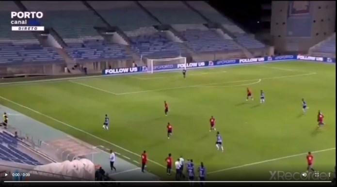 Bomba de Fernando Andrade amplia vantagem contra o Lille