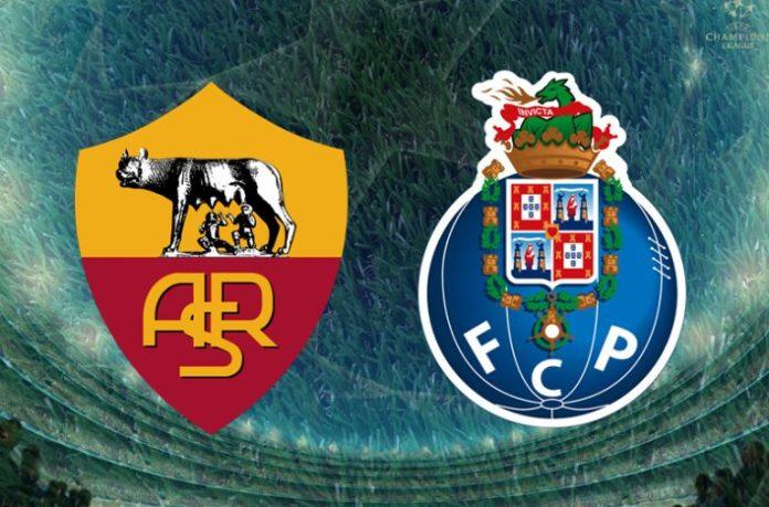 Link para ver o AS Roma – FC Porto em directo Livestream
