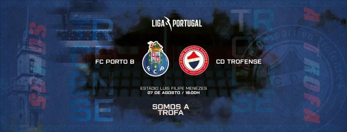 Link para ver o FC Porto B – Trofense em directo Livestream