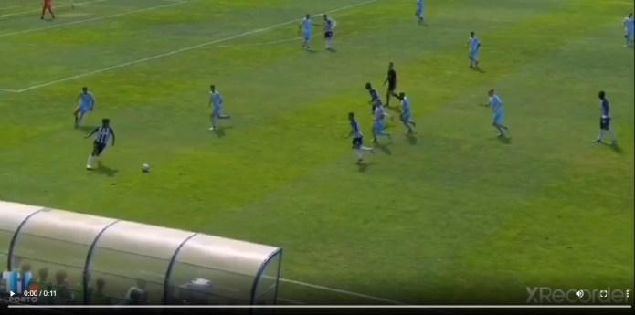 Sebastian Soto estreia-se a marcar pelo FC Porto B
