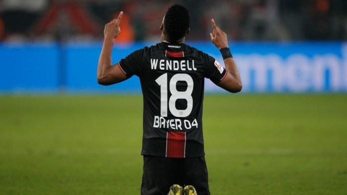 Imprensa alemã garante que Wendell vai reforçar o FC Porto