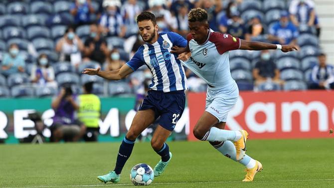 Video   Liga Nos 21/22: FC Porto 2-0 Belenenses