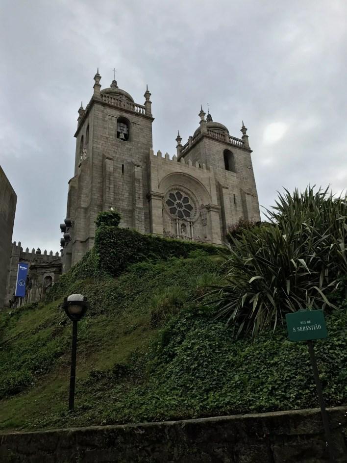 Cathédrale de Porto