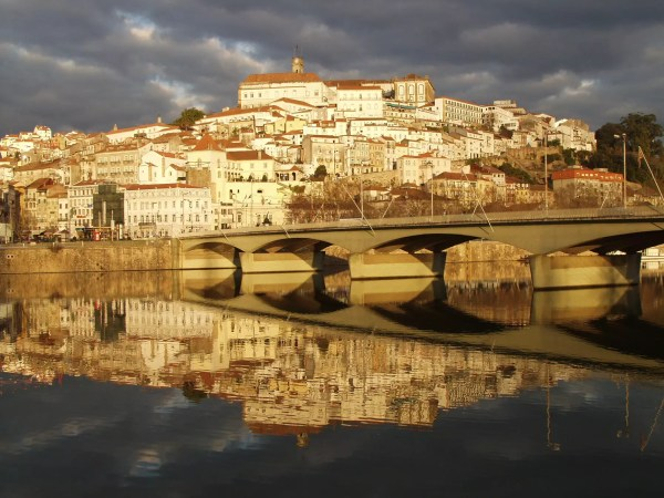 Coimbra l'ancienne capital du Portugal