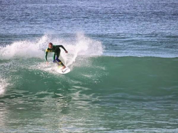Découvrons, le surf camp de Porto