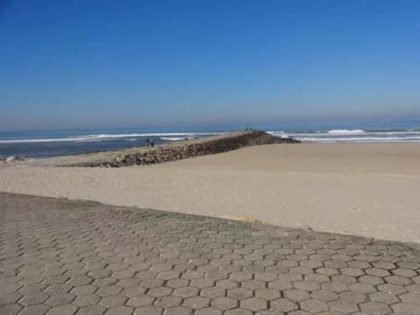 Ouverture des plages au Portugal