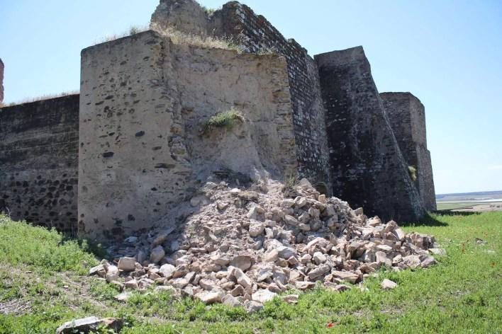 La restauration de la forteresse de Juromenha commence