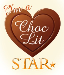 Choc LIt Star Badge