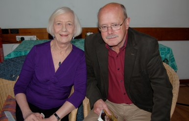 Dolina Mclellen and Jim Gilchrist