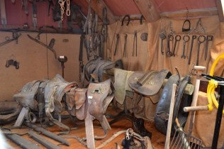 Saddlery & blacksmithing