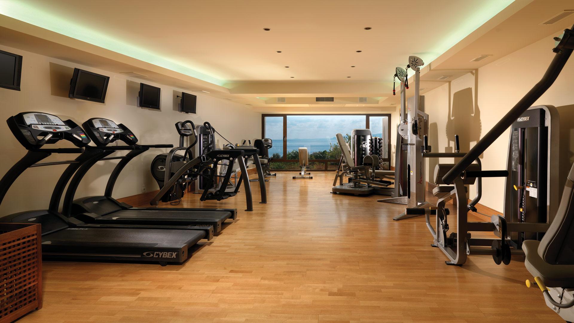 Gym At Porto Elounda GOLF Amp SPA RESORT