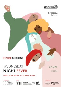 Session #4 - May 27th | WEDSNEDAY NIGHT FEVER