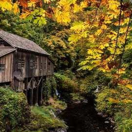 Cedar Greek Grist Mill