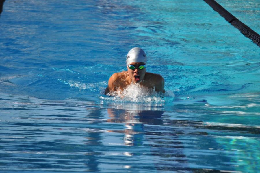 Athlete of the Month: Justin Pai