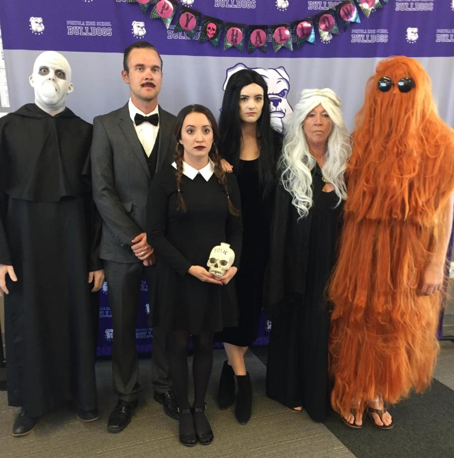 The Addams Family Spring Musical Promises Morbid Hilarity Portola