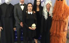 """The Addams Family"" Spring Musical Promises Morbid Hilarity"