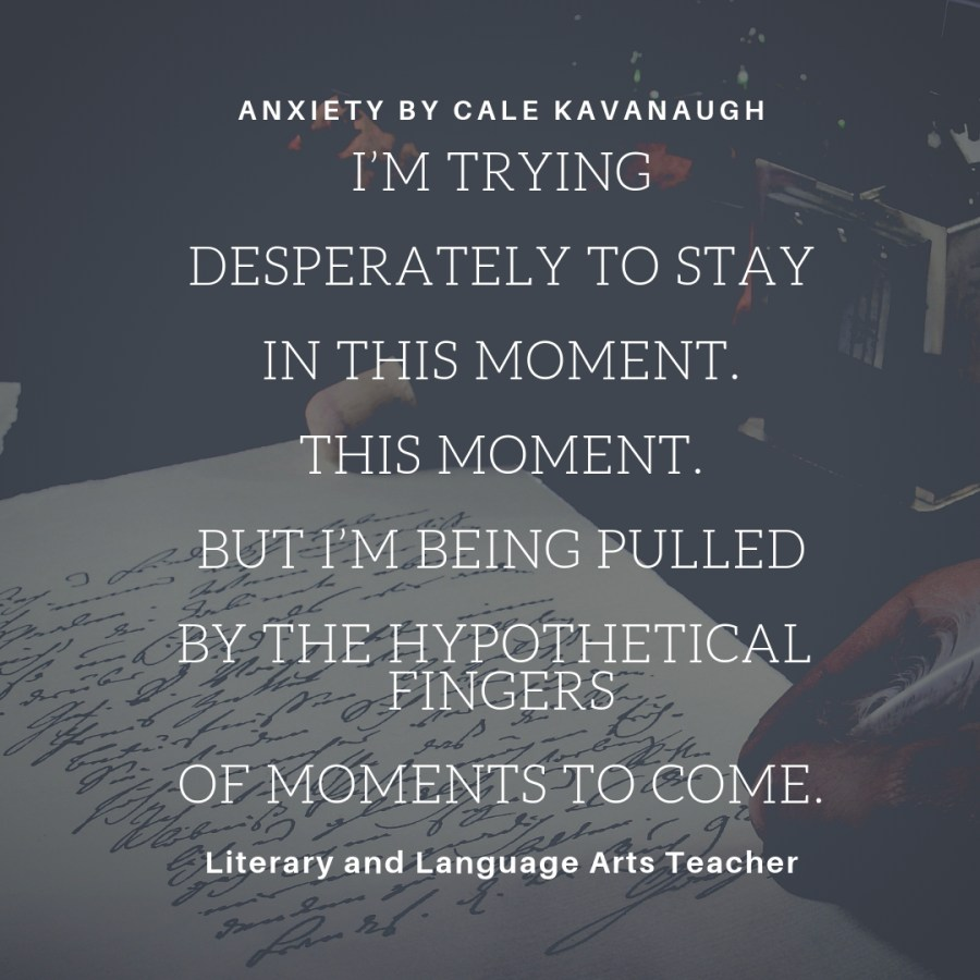 LLA Teacher Cale Kavanaugh is Well-Versed in Poetry