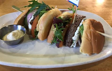 Meeting the Meatless Burger in Irvine