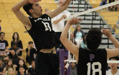 Boys' Volleyball Comes up Short in Game of the Week