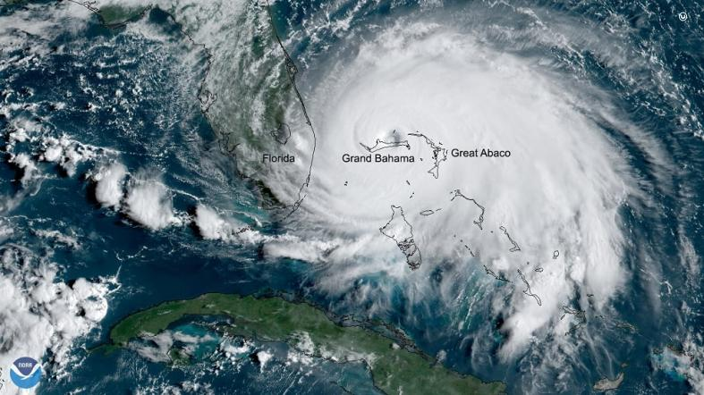 Hurricane+Dorian+hit+the+Bahamas+on+Sept.+1+as+a+Category+5+hurricane%2C+yielding+property+damage+of+nearly+%247+billion%2C+according+to+the+prime+minister+of+the+Bahamas.%0A%0A