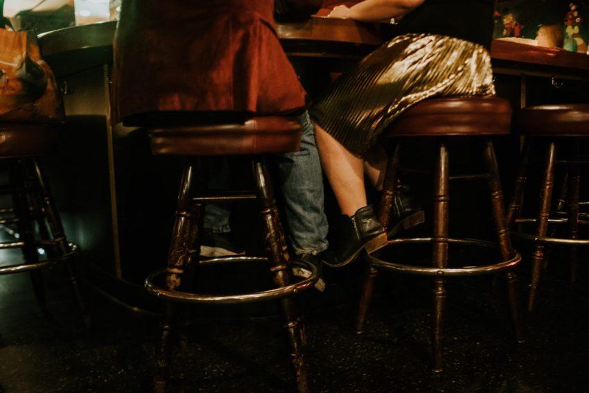 sitting at bar vitos seattle
