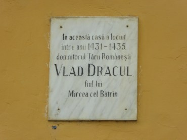 "Birthplace of the ""real"" Dracula"