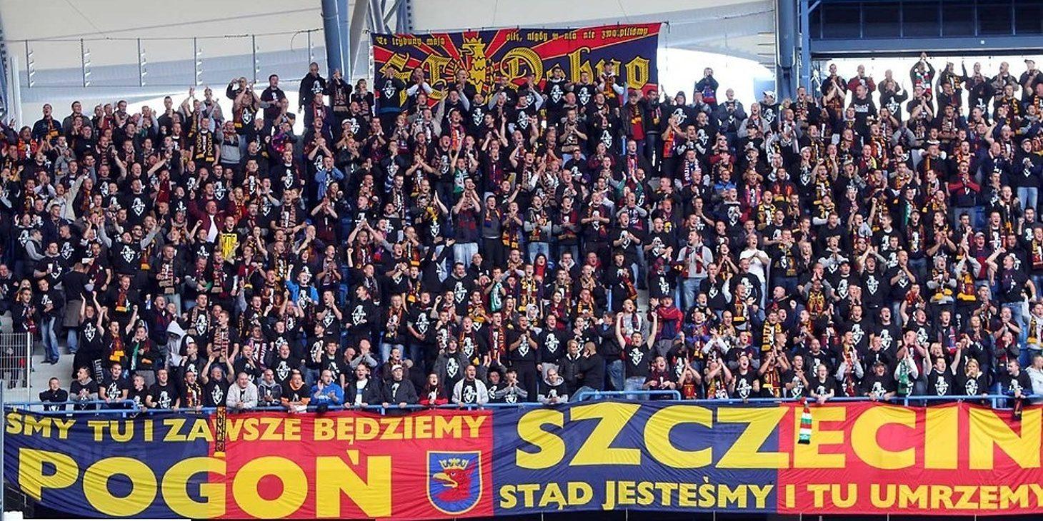 Skład drużyn w meczu Lech Poznań - Pogoń Szczecin