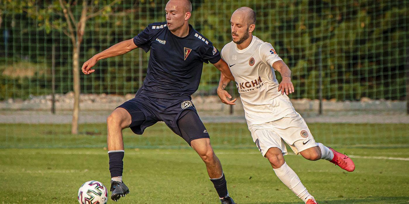 Klub zgłosił dwóch zawodników do rozgrywek Ekstraklasy