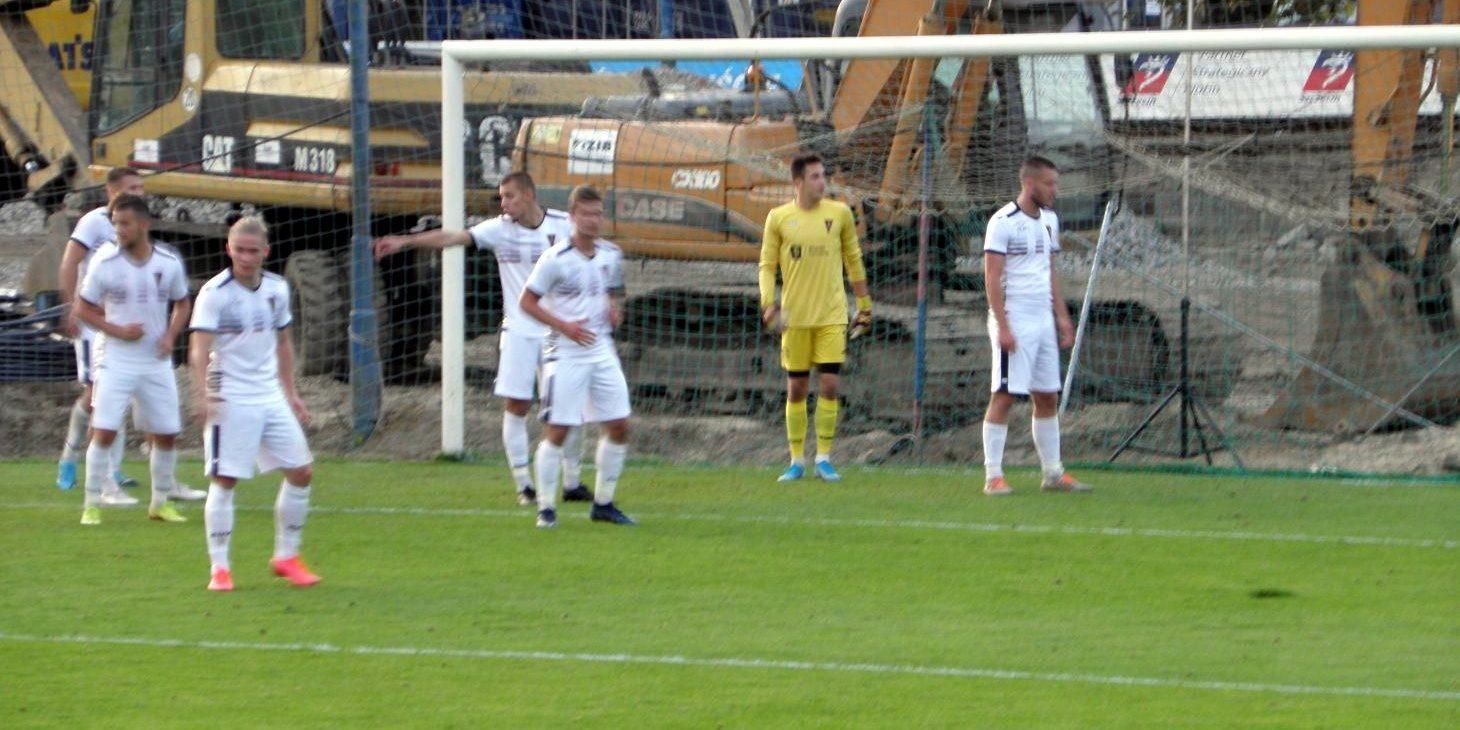 Rezerwy Pogoni, zagrały jeden z najgorszych meczów w ostatnim czasie...