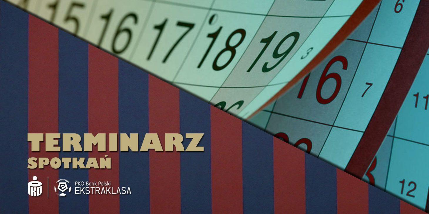 Terminarz 29. kolejki PKO BP Ekstraklasy