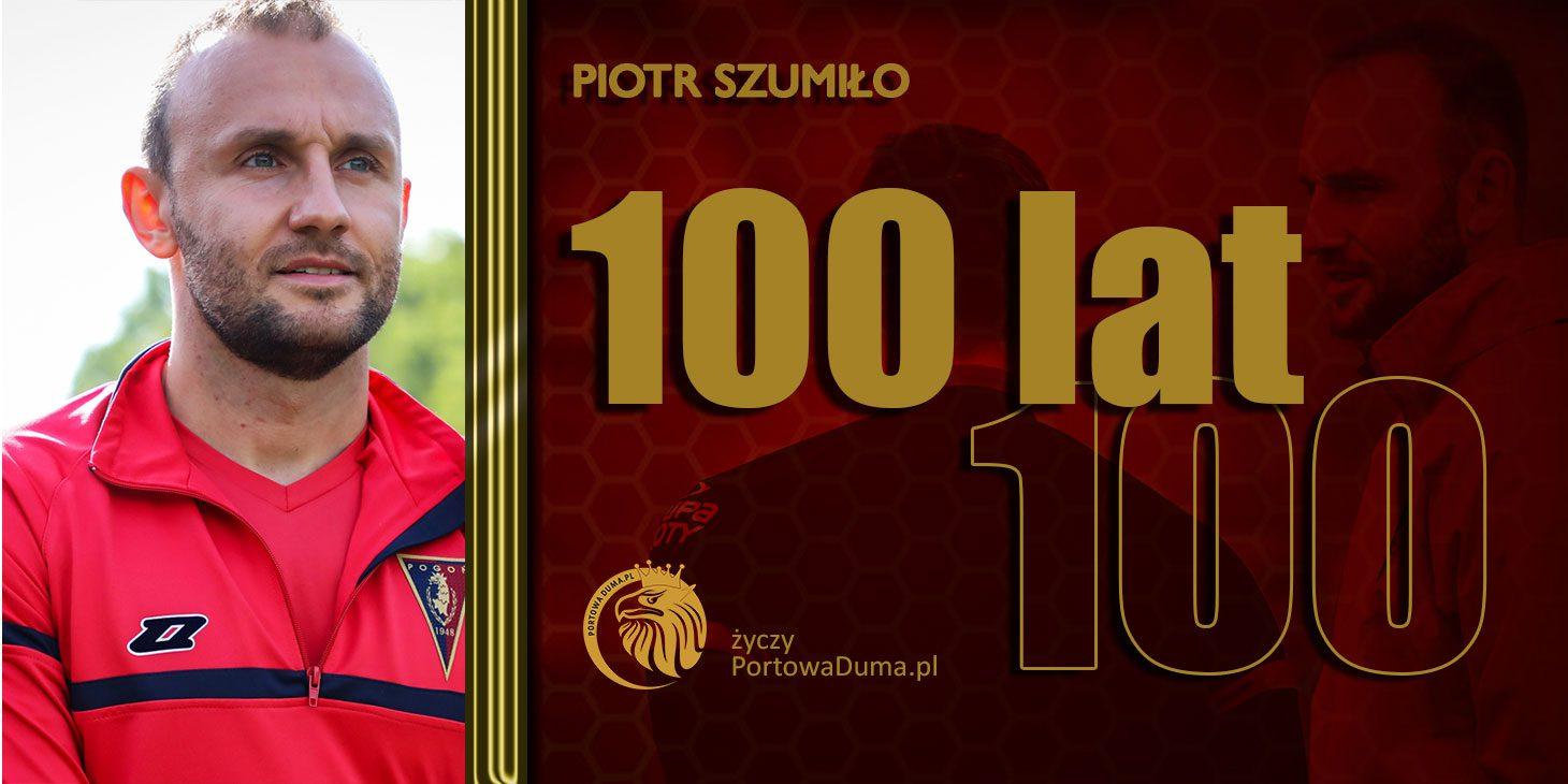 Urodziny Piotra Szumiło