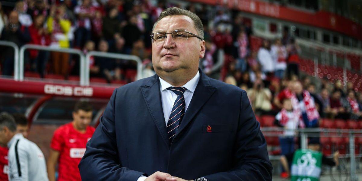 """Czesław Michniewicz - trener Legii: """"Musimy być bardziej skuteczni"""""""