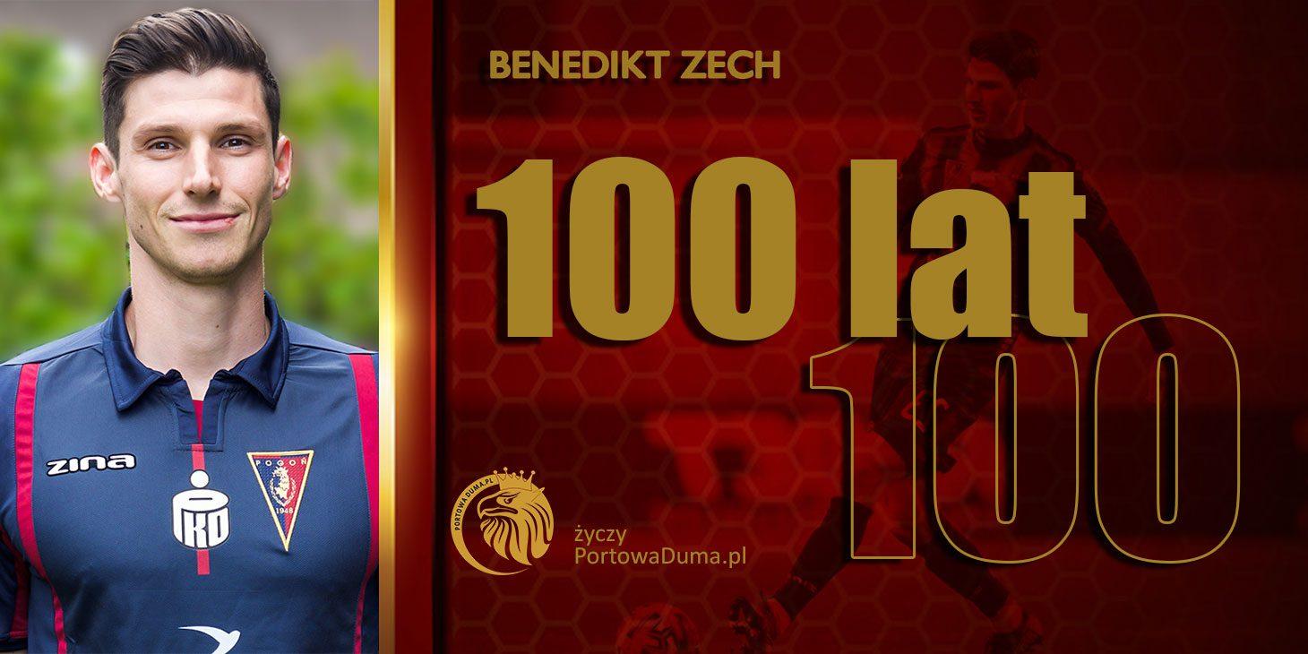 Urodziny Benedikta Zecha