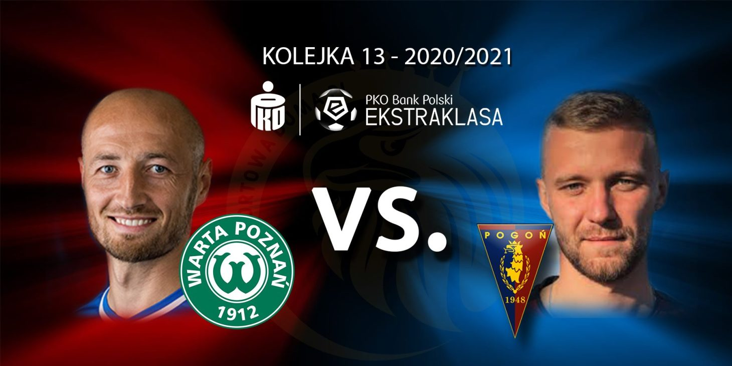 Warta Poznań - Pogoń Szczecin. Pojedynek meczu: Łukasz Trałka vs Kamil Drygas.