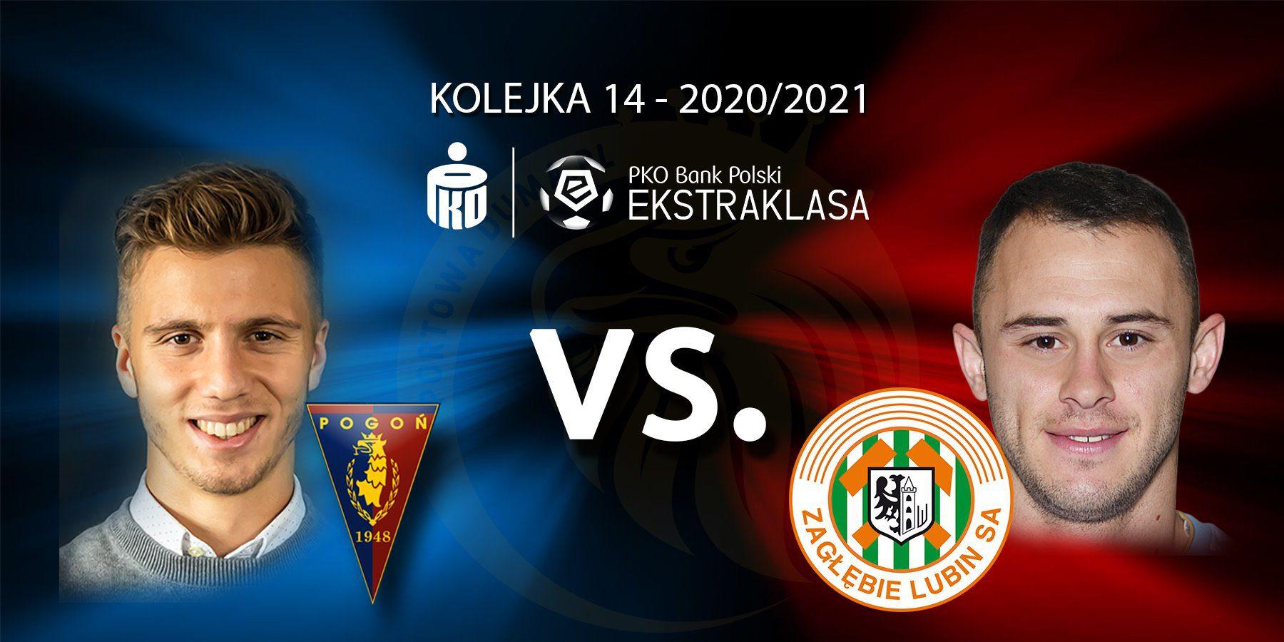 Pogoń Szczecin - Zagłębie Lubin. Pojedynek meczu: Luka Zahovič vs Dejan Dražić.