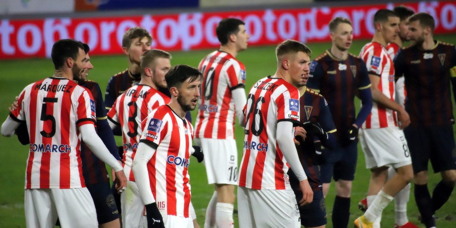 [GALERIA] Fotogaleria z meczu Pogoń - Cracovia