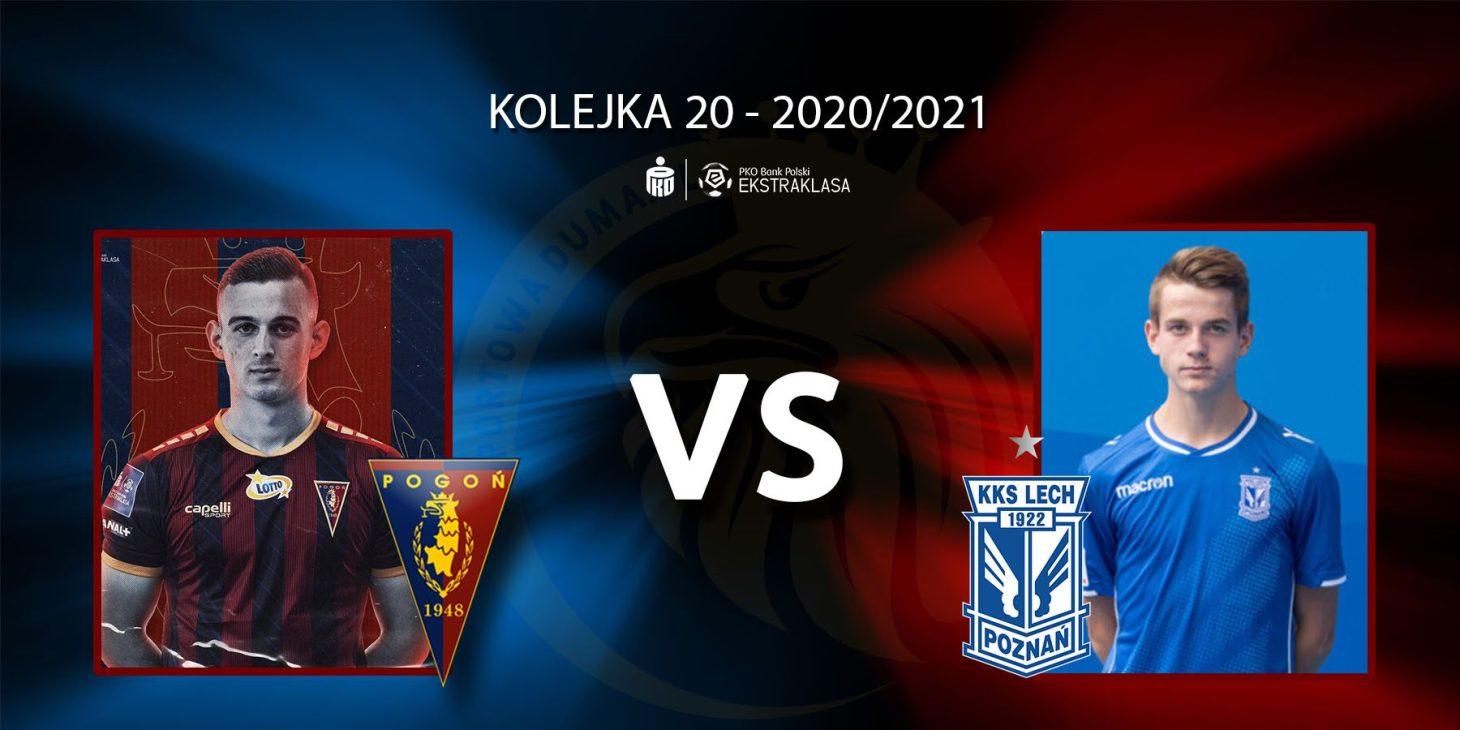 Pogoń Szczecin - Lech Poznań. Pojedynek meczu: Kacper Kozłowski vs Jakub Kamiński.