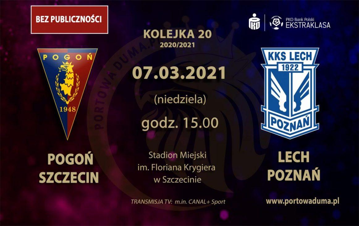 [Relacja z meczu]: Pogoń Szczecin - Lecha Poznań. Kacper Kozłowski pod obserwacją Paulo Sousy.