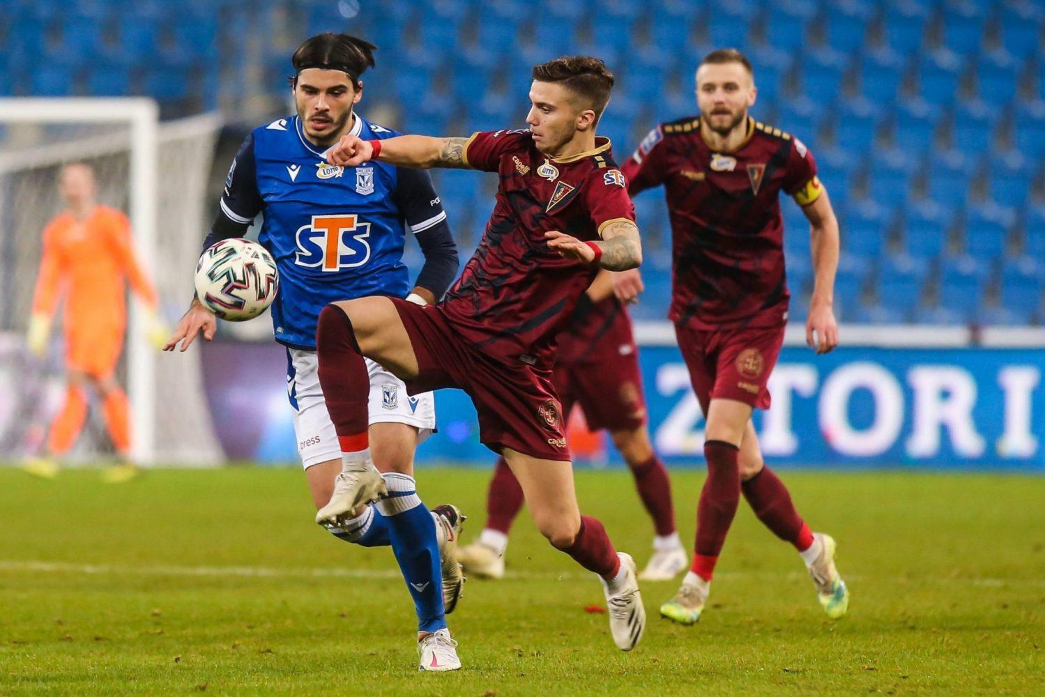 Co za dzień dla Pogoni Szczecin. Luka Zahovič w szerokiej kadrze Słowenii na mecze z Chorwacją, Rosją i Cyprem.
