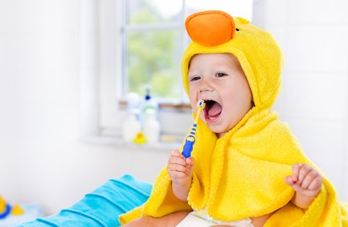 When Should I Take My Baby to the Dentist?