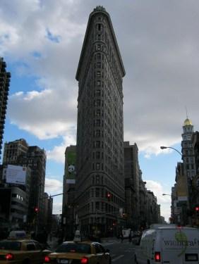 Flatiron Building, NYC | Bildrechte: nickneuwald