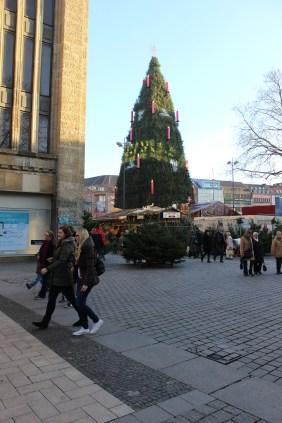 Impressionen vom 115. Dortmunder Weihnachtsmarkt | Bildrechte: nickneuwald