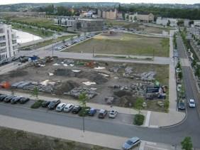 Baufeld(er) Port PHOENIX im Juni 2013   Bildrechte: nickneuwald