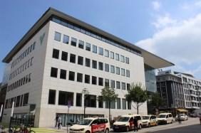 Hauptstelle der Dortmunder Volksbank   Bildrechte: nickneuwald