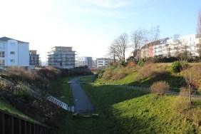"""Die """"Anschlussstelle PHOENIX See - Gartenstadt-Radweg""""   Bildrechte: nickneuwald"""