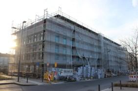 Neubau der ITS   Bildrechte: nickneuwald
