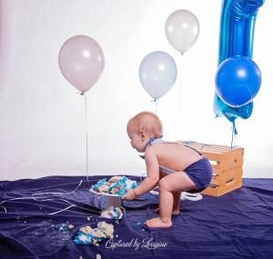 First Birthday Cake Smash (4)