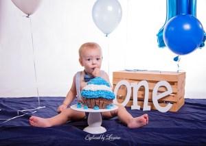 First Birthday Cake Smash Geneva Il